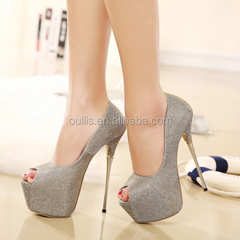 555f72f935b5 fancy girls high heels shoes fashion peep-toe women shoes pencil heel dress  shoes PY3368