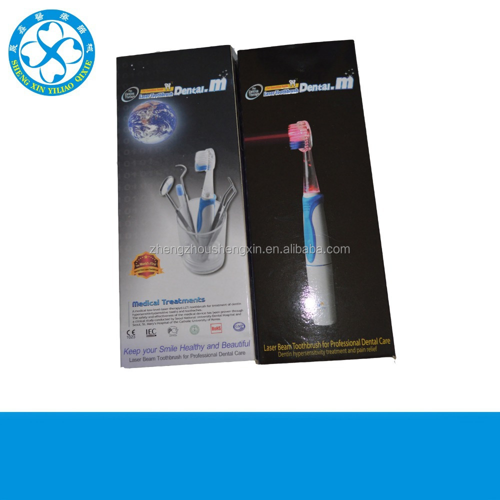 Dental Supplies South Korea DR.M Wholesale Semiconductor Medical Toothbrush The laser toothbrush Dr.M
