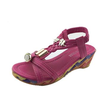 Child Sandals Shoes High Heel Fartory Girls High Heel Sandals - Buy ...