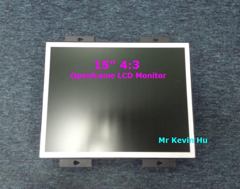 15 Pulgadas Monitor Lcd Resolución 1024x768,Legible Alto Brillo Tft ...