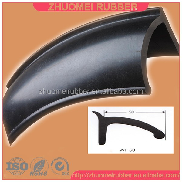 Flexy Black Flare Pack Rubber Fender Extension