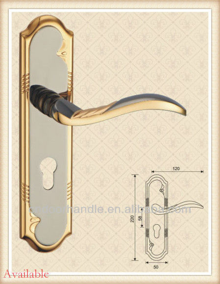 Venta al por mayor manillas para puertas de madera compre online los mejores manillas para - Manillas para puertas de madera ...