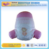 hot sale in Nigeria/India/Pakistan/Super Soft Good Quality Disposable baby pants diaper manufactures in China