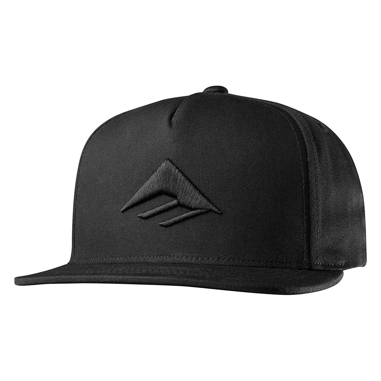2798e33b700 Emerica Men s Triangle Snapback Cap