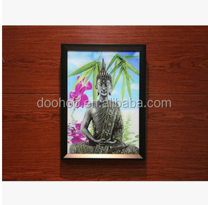 3D Decorative Wall Picture of Buddhism Buddha