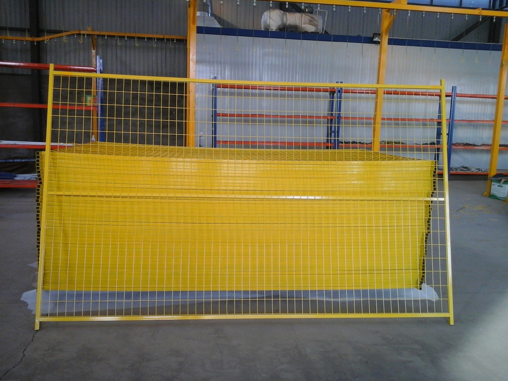 8ft X 12ft Temporary Metal Fence Panels Hot Sale Buy