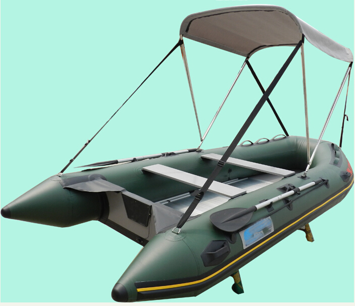 made in China Aluminium bottom float tube flying fishing inflatable <strong>boat</strong>