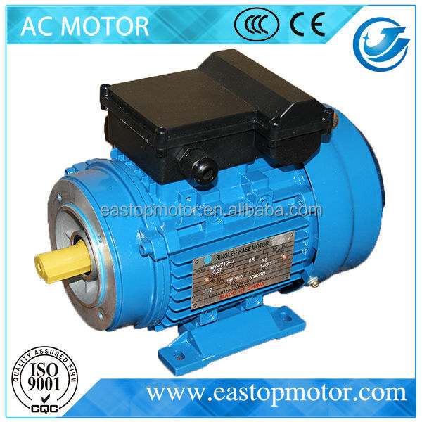 Ce Approved Ml Electric Motor 750 Watts For Air Compressor With Iec ...