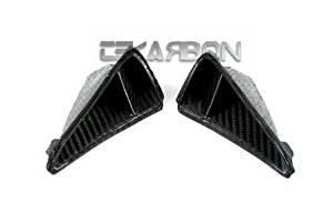 2013 - 2015 Honda CBR600RR Carbon Fiber Tail Air Intake Scoop Trim