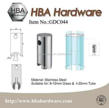 hardware fittings glass shower door pivot hinge stainless steel
