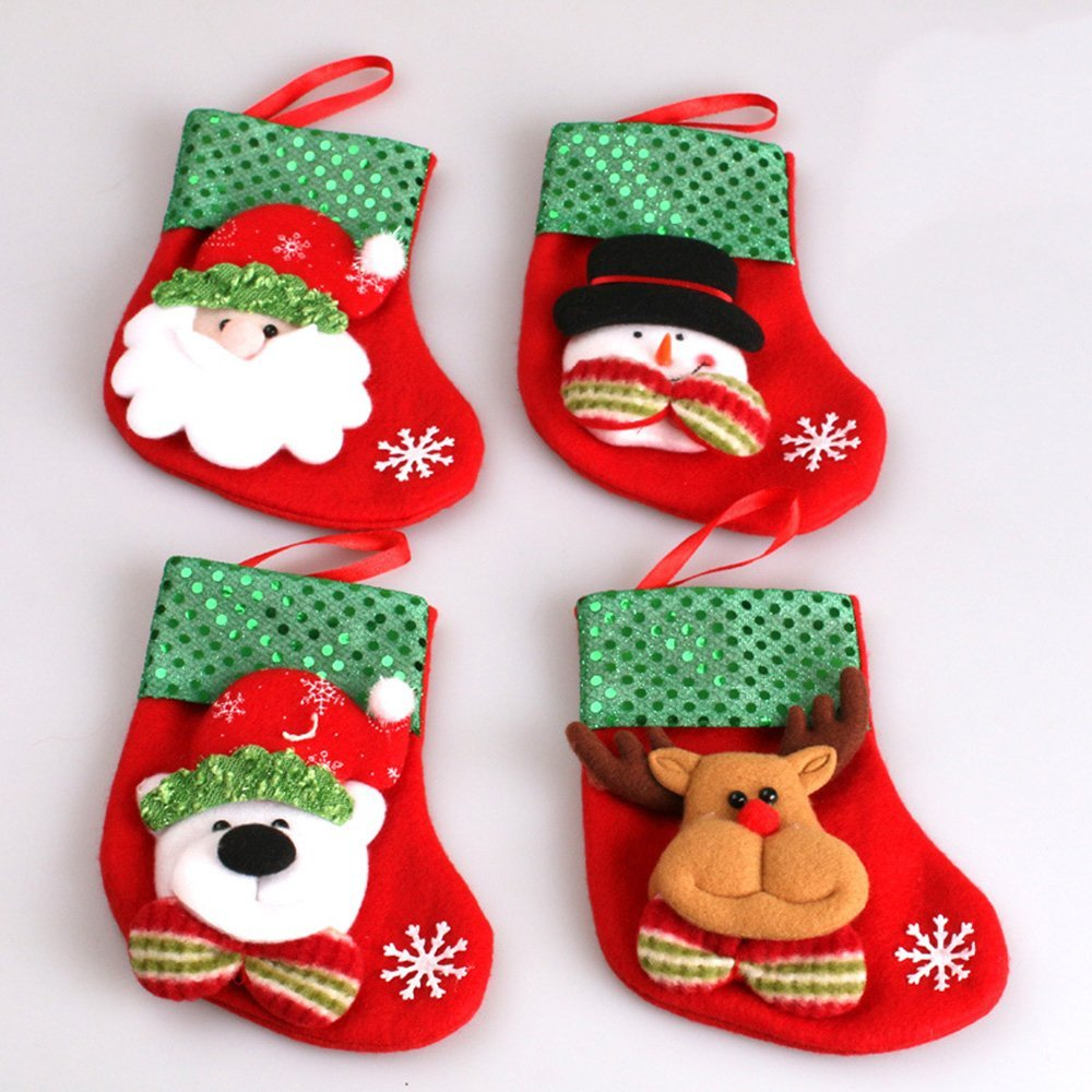 46f6bdded5d Cheap Santa Bear Christmas Stockings