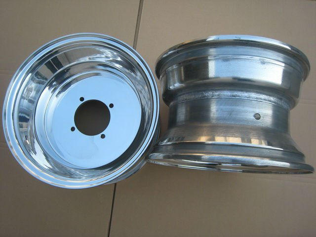 "Bashan 150cc ATV Parts 12"" Alloy Rims"