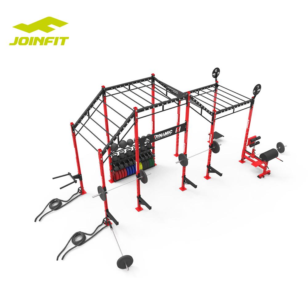 Multi-funcional de Treinamento de Fitness Rack de Equipamentos de Ginástica