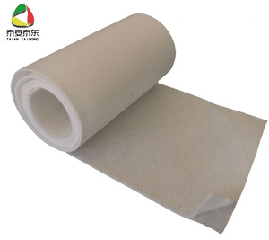 Direct factory supply 400g/m2 non-woven geotextile