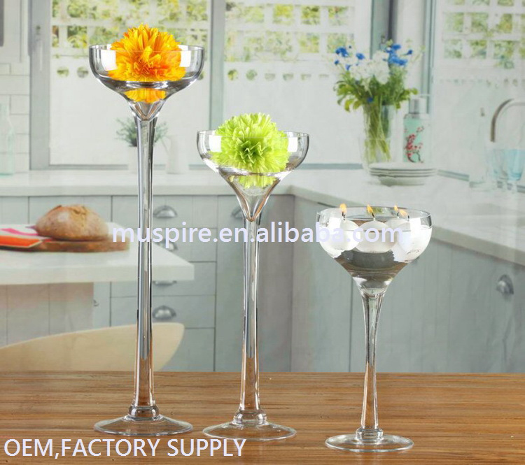 Premium quality hot sale slim tall glass flower vase & Premium Quality Hot Sale Slim Tall Glass Flower Vase - Buy Slim Tall ...