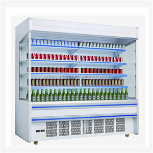 Supermarket Refrigeration Equipment Guangzhou Factory