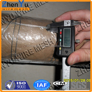 hot sale 3315 type hot gal welded a252 brc wire mesh size