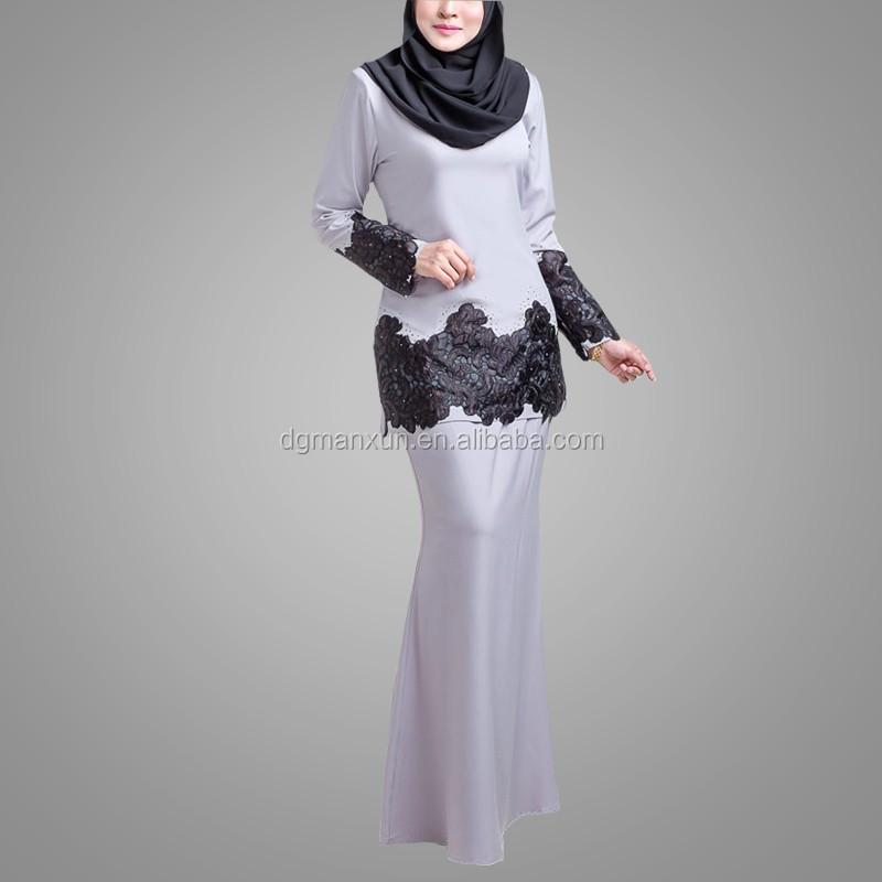 Latest Designs Abaya Hot Sell Baju Kurung Fashion New Model Baju Kebaya In Malaysia Long Dress For Women Muslim Buy Baju Kurung Fashion Baju Kebaya