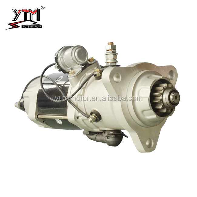Factory Direct Price Diesel Engine Solenoid Starter Motor 24v 12t 9kw Car  Starter 349-9075 293-4853 For E320/e320d2 - Buy Diesel Engine
