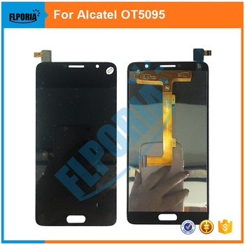 For Alcatel One Touch Flash Plus 2 5095 Ot5095 Lcd Display With Touch  Screen Digitizer Assembly - Buy Alcatel Lcd Product on Alibaba com