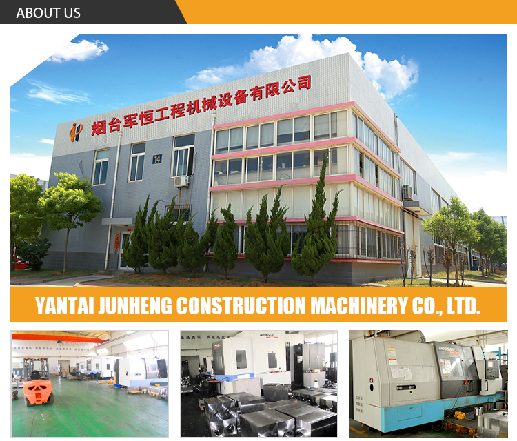 yantai manufacture supply 155mm hydraulic breaker hammer for rock crusher