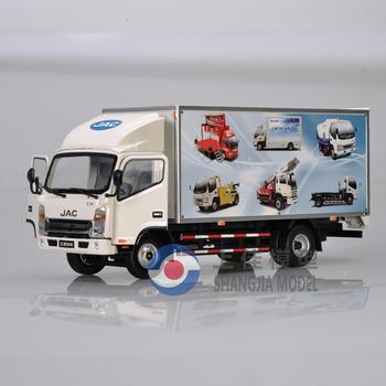 1 30 jac diecast light truck model scale die cast truck models