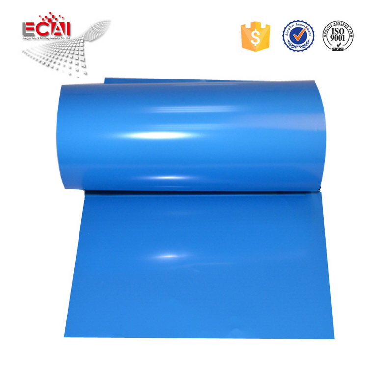 Cost price latest ctcp blue color ctp plate aluminum