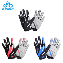 INBIKE Stretch Fabric Men'S Sport Mountain Bike Motocross Glove
