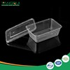 china manufacture black foldable fruit plastic container