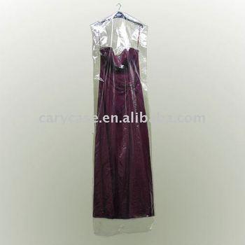 Transparent Long Suit Garment Clothes Cover Bagswedding Dress Bag
