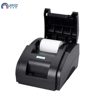 Promotion!JEPOD XP-58IIH xprinter 58mm High Quality USB/Bluetooth Port pos terminal cheap Thermal Receipt Printer