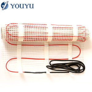 New Style Marble Floor Electric 230v Heating Cable Mat
