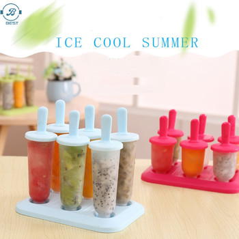 Colorful popsicle molds ice cream mold ice pop maker mold