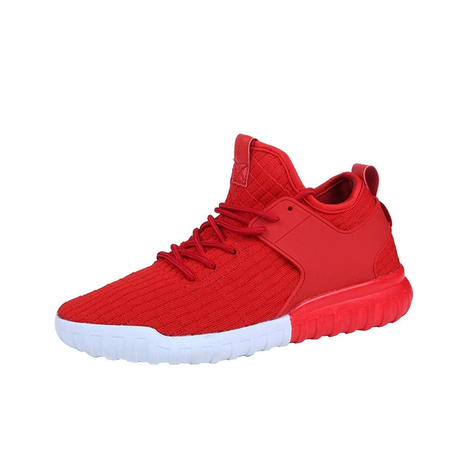 Caopixx Shoes for Men Lightweight Breathable Fashion Sneakers Walking Mesh Casual Athletic Shoes