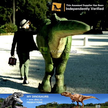 MY Dino-Z279 Attractive realistic real dinosaur mascot costumes
