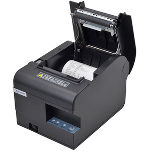 High speed Xprinter N160II USB LAN 80mm auto cutter restaurant kitchen pos terminal thermal receipt printer