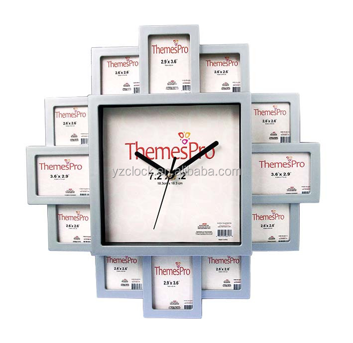 Photo Frame Wall Clock Photo Frame Wall Clock Suppliers and