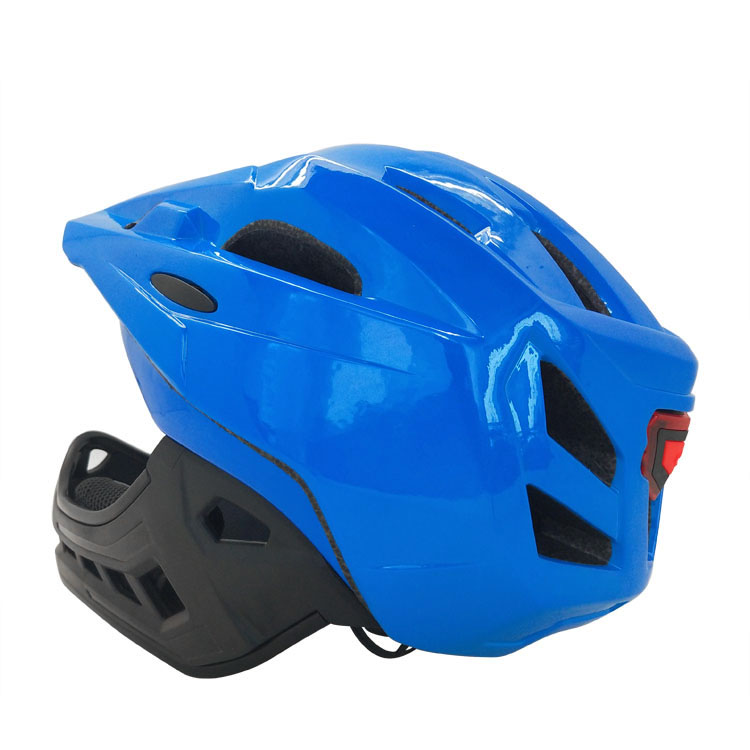 Full-face Cycling Kids Downhill Mountain Bike Helmet 5