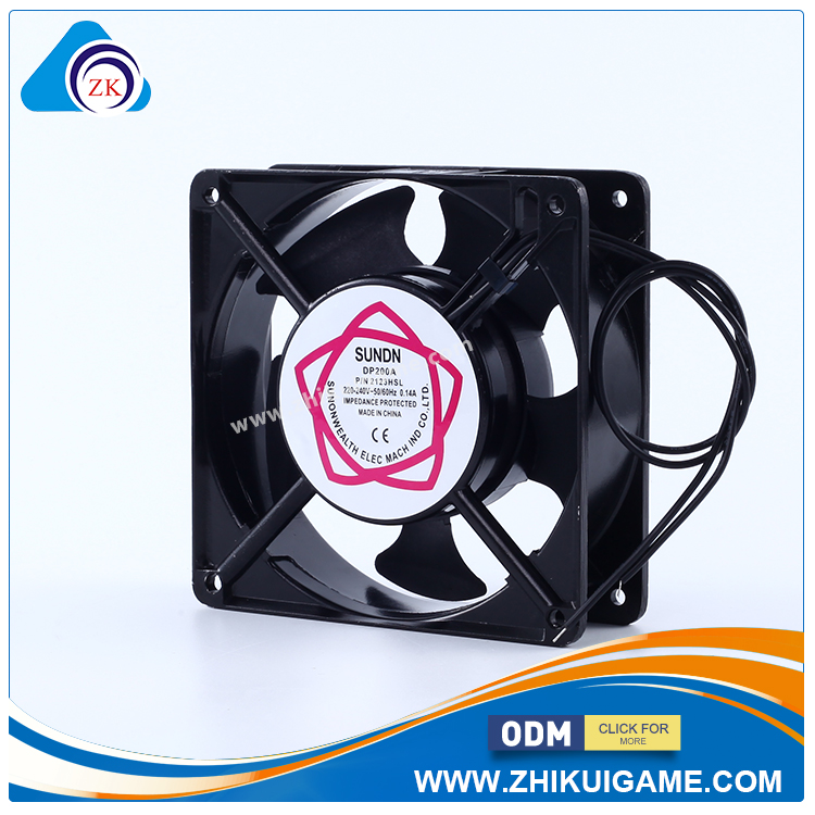 Game Accessories 220V Cooling Fan,240V Ac Cooling Fan,Ac Motor External Cooling Fan