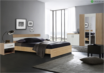 Melamine Bedroom Set Paris Exw Price Buy Bedroom Set Product On Alibaba Com