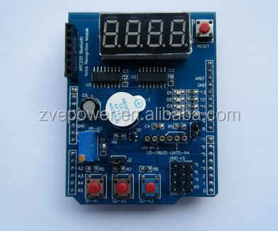 XD-203 Multifunctional Expansion Board Shield Based Learning for UNO R3