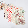 wholesale cotton short sleeve baby romper