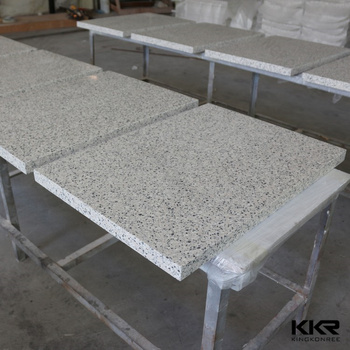 Kkr custom made stone resin 8 seater dining table buy 8 for Custom made marble dining tables
