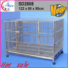 Good service iron dog crate cage kennel wholesale