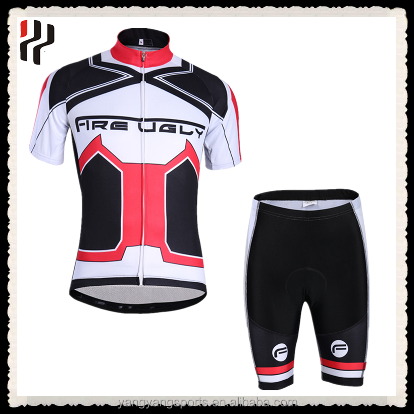 High quality short sleeves jersey digital printing <strong>specialized</strong> mountain bike clothes