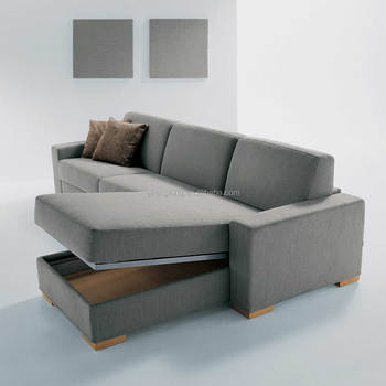 2017 Modern Minimalist Fabric Sofa Bed King Size Beds Relaxing Sofas