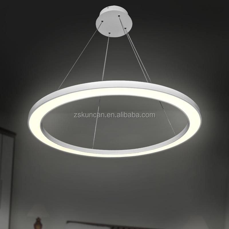 Led Ring Pendant Lamp