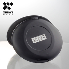 Air container round cosmetic empty bb cushion powder case
