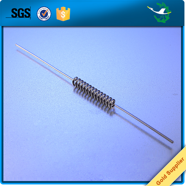 Made in china customized stainless steel radio antenna spring