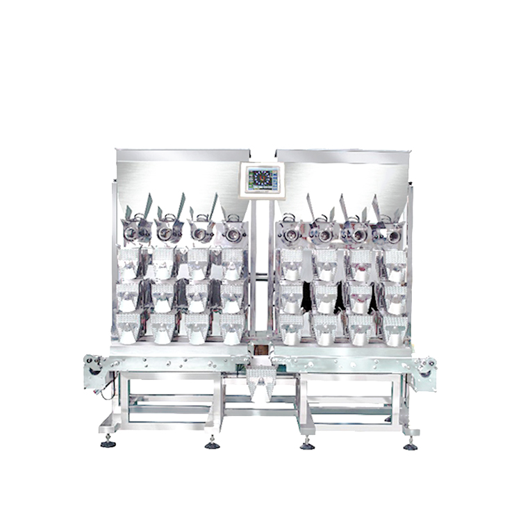Smart Weigh vertical sugar packaging machine price factory for food weighing-4